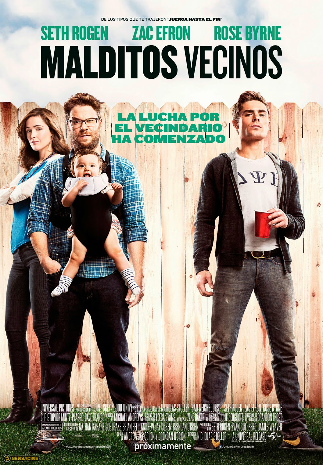 Malditos Vecinos: Ver gratis online streaming en español. Película en vivo sin cortes, sin descarga, ni torrent.