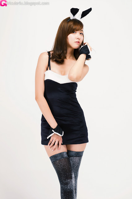 2 Bunny Girl - Jung Se On-very cute asian girl-girlcute4u.blogspot.com