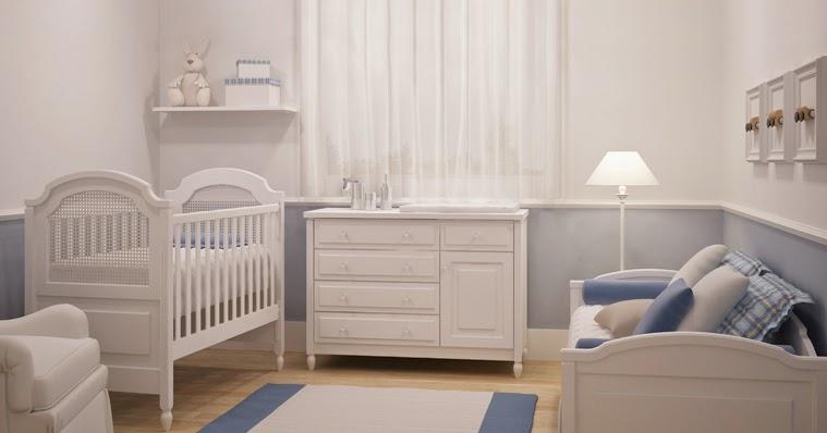 11 Quartos delicados para bebês