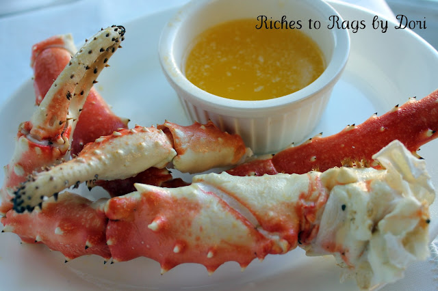 Riches to Rags* by Dori: Classic King Crab Legs