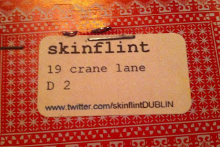 Stitch and Bear - The bill at Skinflint