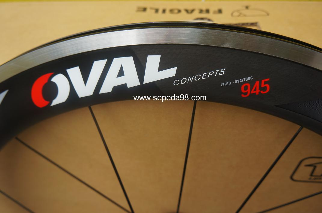Wheelset Oval Concept 945