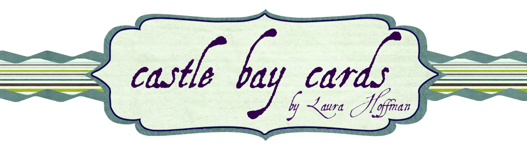 Castle Bay Cards by Laura Hoffman