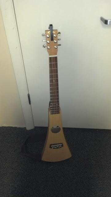 Backpacking Guitar