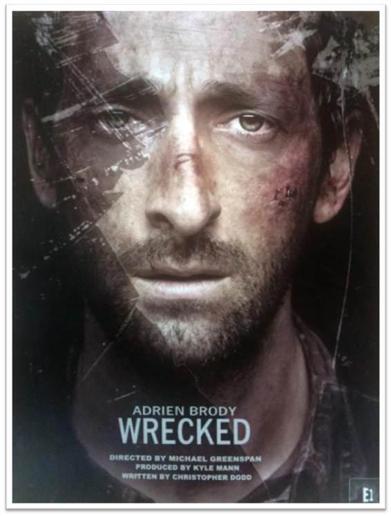 Seyirci Koltuğu: Wrec... Adrien Brody Wrecked