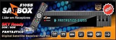 ATUALIZAÇÃO SATBOX FANTÁSTICO HD - V 3.01 - 22/10/2014