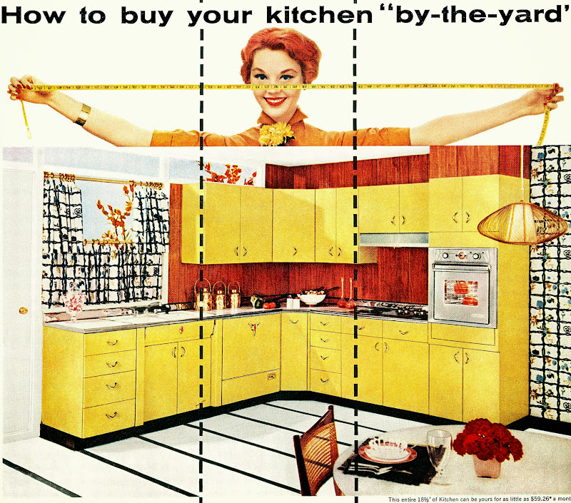 More yellow kitchens. Youngstown Kitchen title=