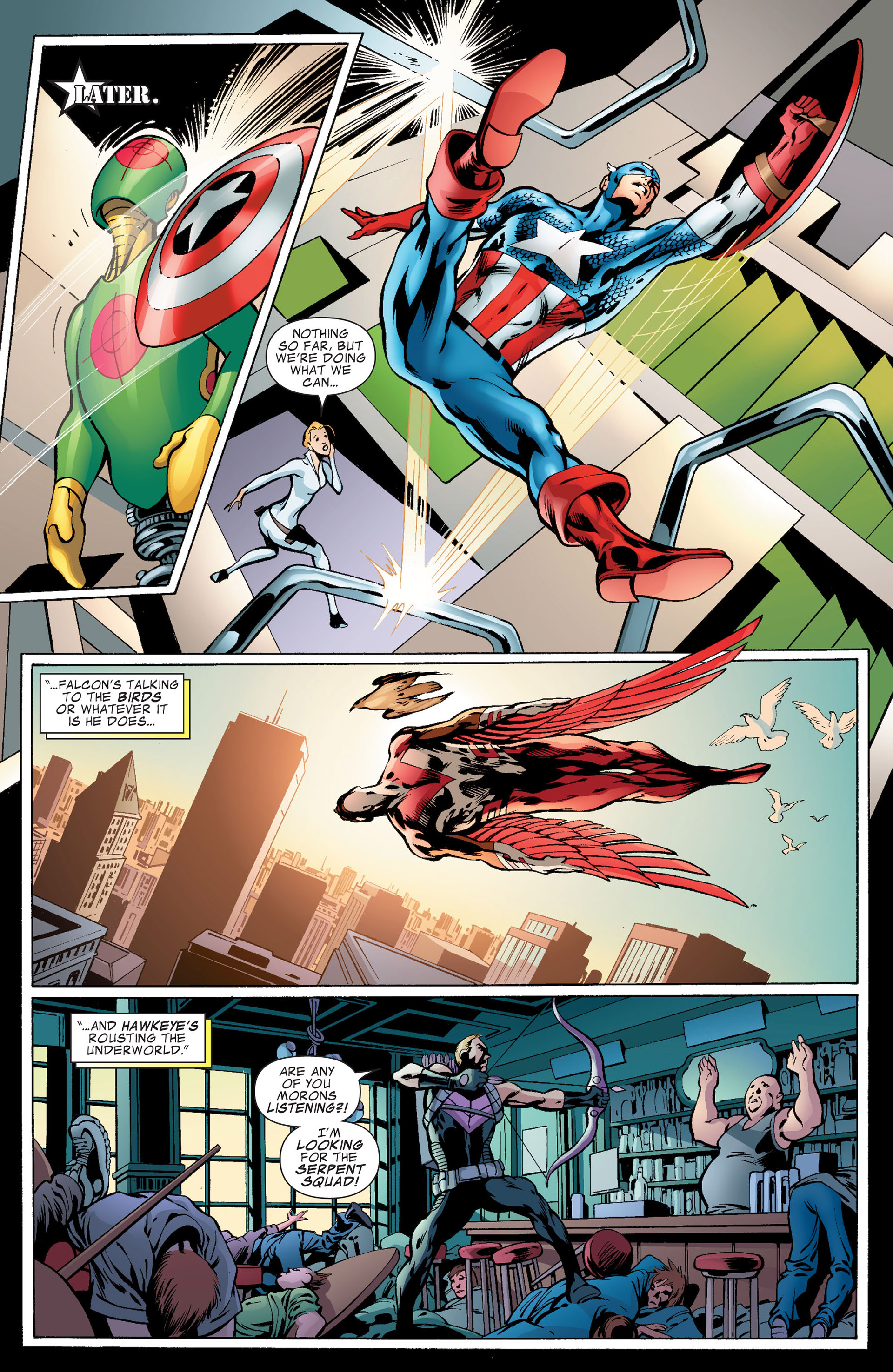 Captain America (2011) Issue #7 #7 - English 10