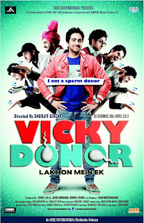 Vicky Donor 2012 Online