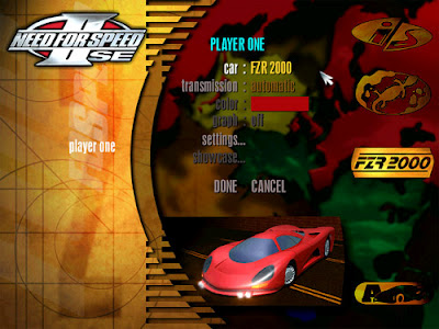 Need For Speed Underground  Cars Folder Download