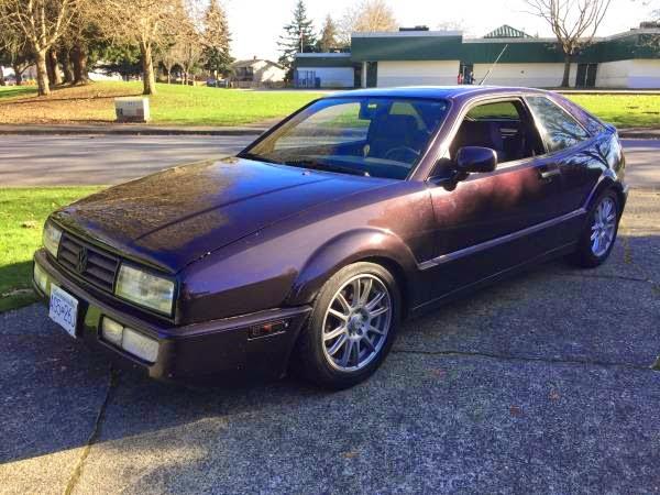 1993 Volkswagen Corrado VR6 SLC