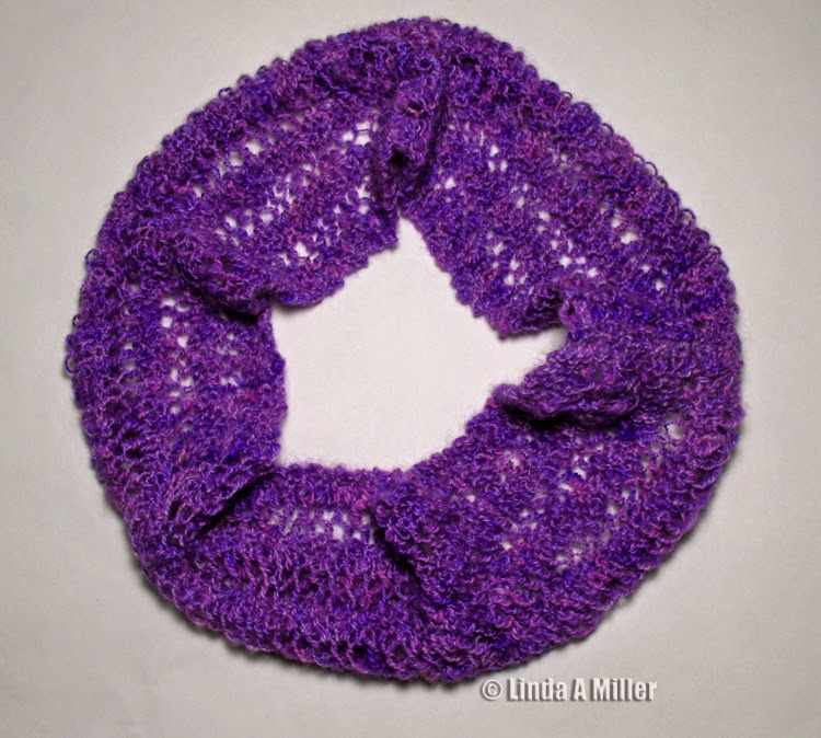 cowl by Linda A Miller