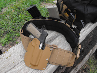RIA 9mm 1911 holster and magazine carriers