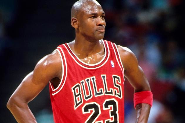 Michael Jordan owns Barack Obama