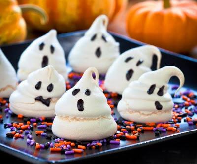 Dulces De Halloween Faciles. Mousse Chocolate Receta Halloween ...