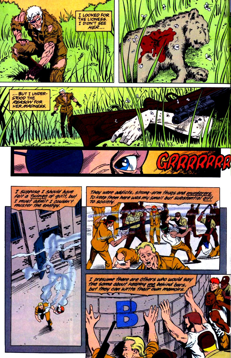 Deathstroke (1991) Issue #26 #31 - English 19