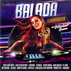 Balada Flash House Frente Balada Flash House