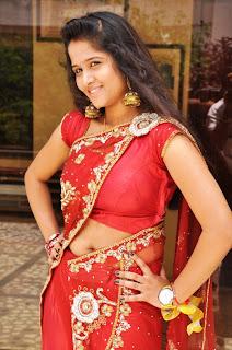 Actress Jayanthi  Saree Stills 010