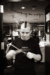 David Muñoz (Restaurante Diverxo)