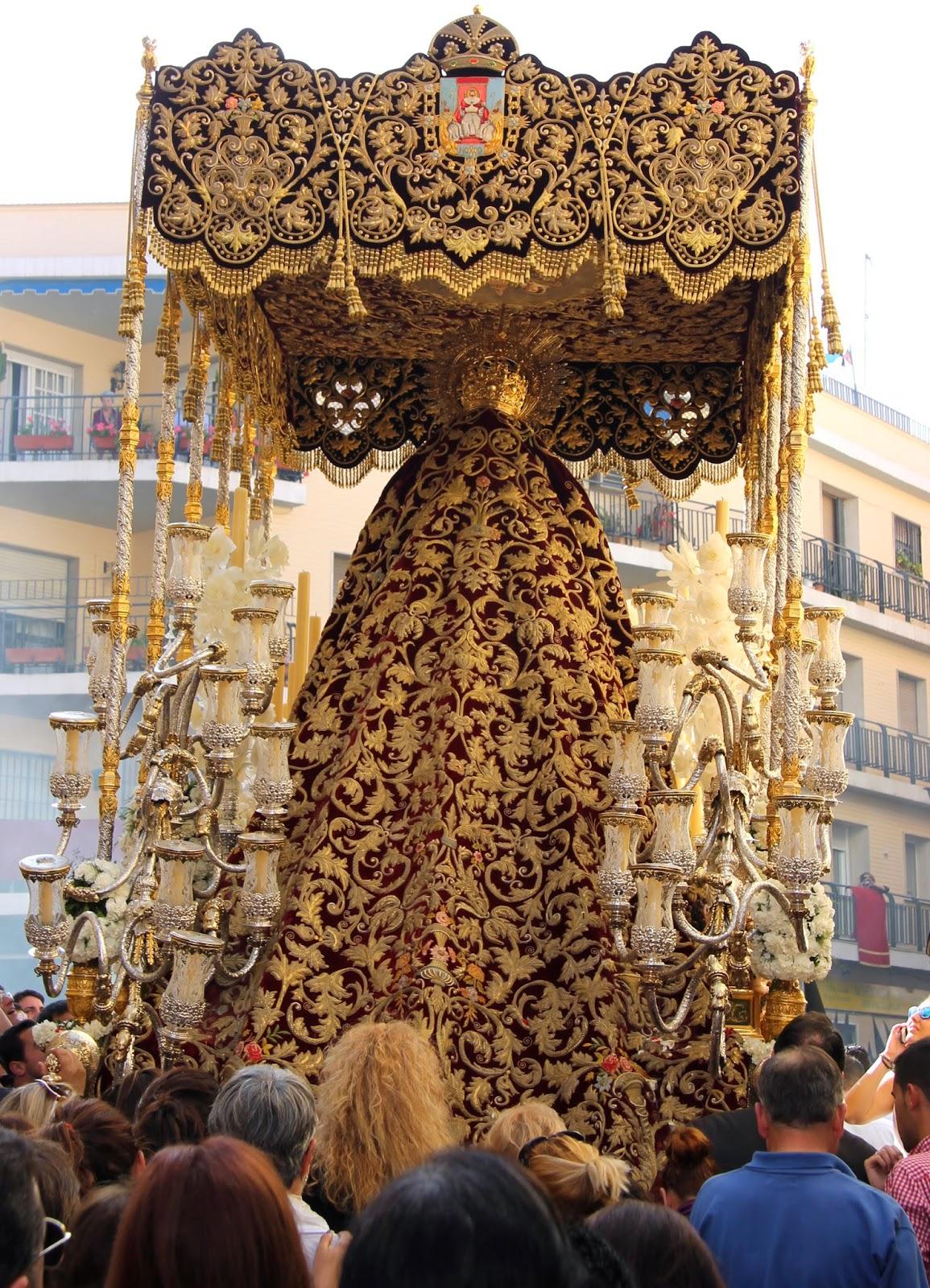 Jesusario  Semana Santa 2014  San Bernardo