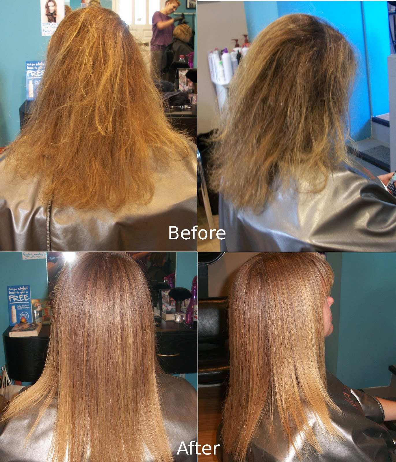 pravana keratin treatment instructions