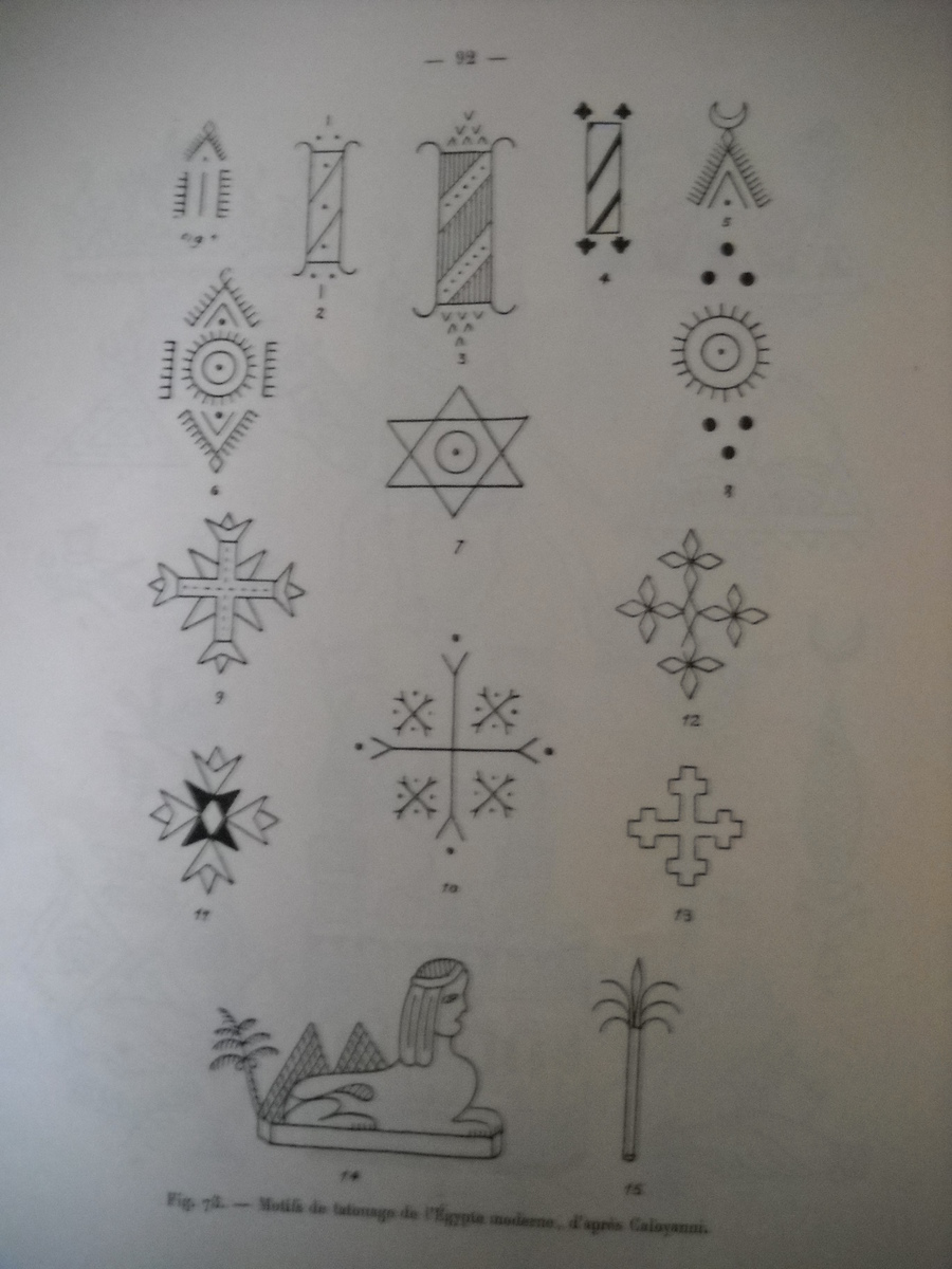 Symbole Musique Signification Tatouage Egyptien Symbole