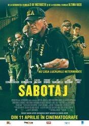Sabotage 2014 online