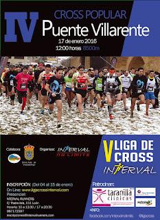 Cross Puente Villarente 2016