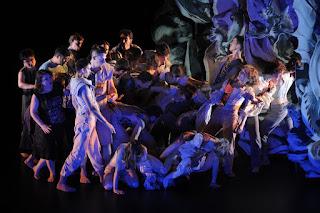 David Hermann's production of Lully's Armide © Opéra national de Lorraine