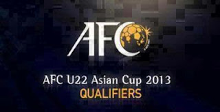 Jadwal Lengkap Kualifikasi Grup E AFC U-22