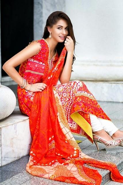 Zeen Fall & Festive Dresses 2014