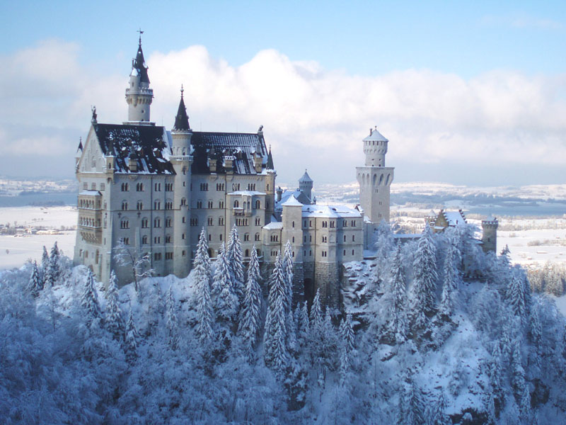 World Visits Neuschwanstein Castle In Germany Travel Guide