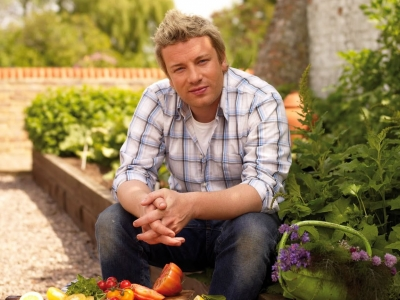 Horta do Jamie Oliver