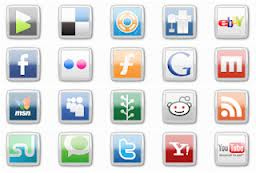 Cara Pasang Tombol Share ke Social Bookmarking