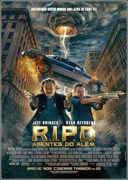 Download Filme R.I.P.D. Agentes do Além (2013) BluRay 720p Legendado Torrent Grátis