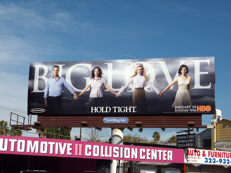 Big Love season 4 HBO billboard