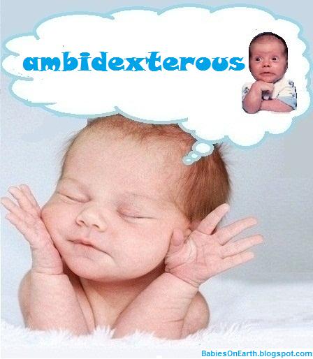 ambidexterous