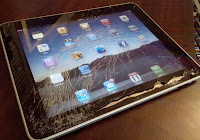 ipad crash log