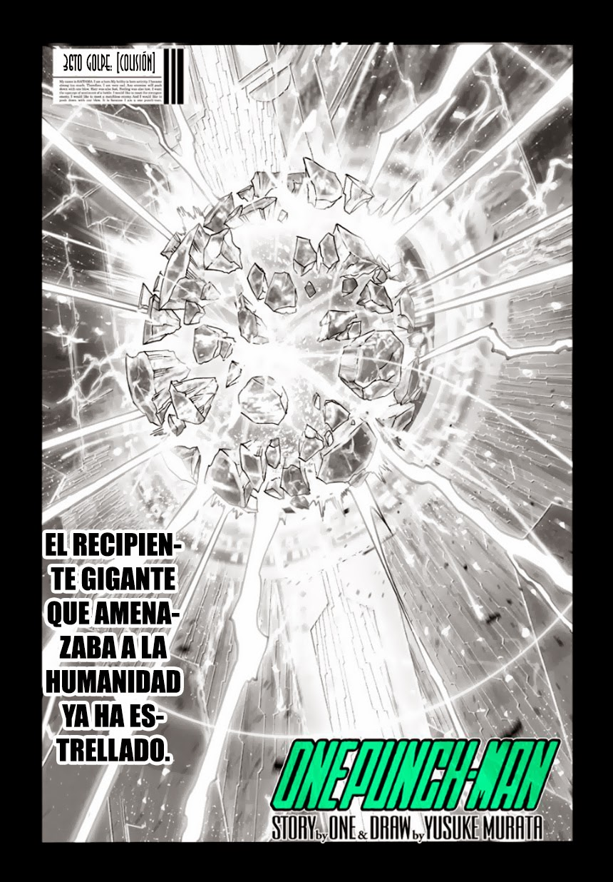 OnePunch-Man - Capitulo 48