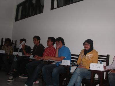 LKMM Teknik Industri 2008