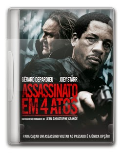 Assassinato em 4 Atos   BDRip AVI Dual Áudio + RMVB Dublado