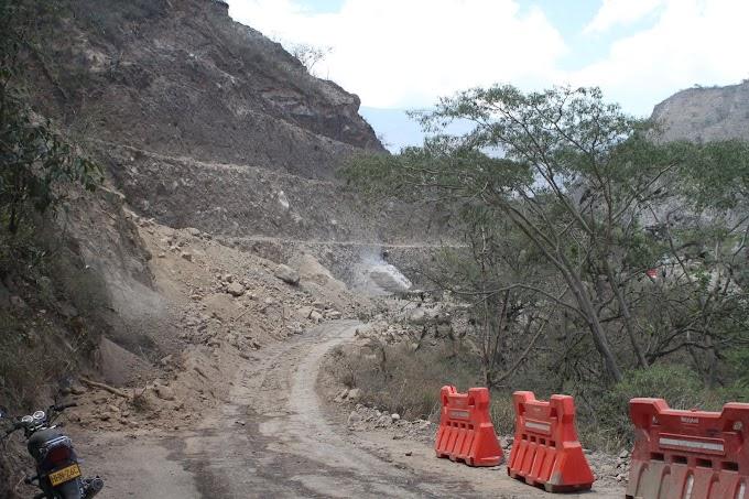 Vía El Espino – Puente Lata recibe recursos del Contrato Plan Bicentenario