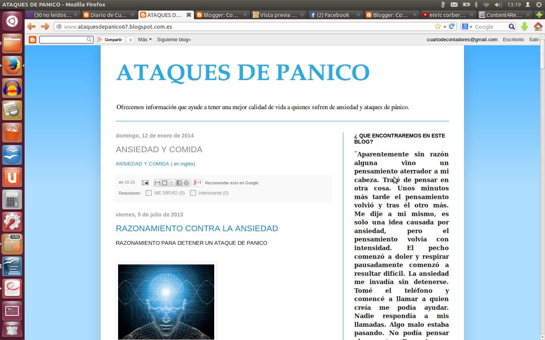 Ataques de pánico