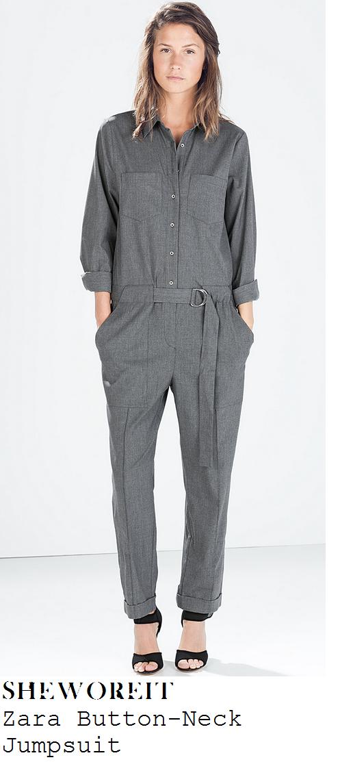 ferne-mccann-grey-collared-button-up-boiler-suit-jumpsuit