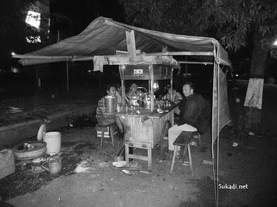 Warung Angkringan, Kuliner Khas Indonesia