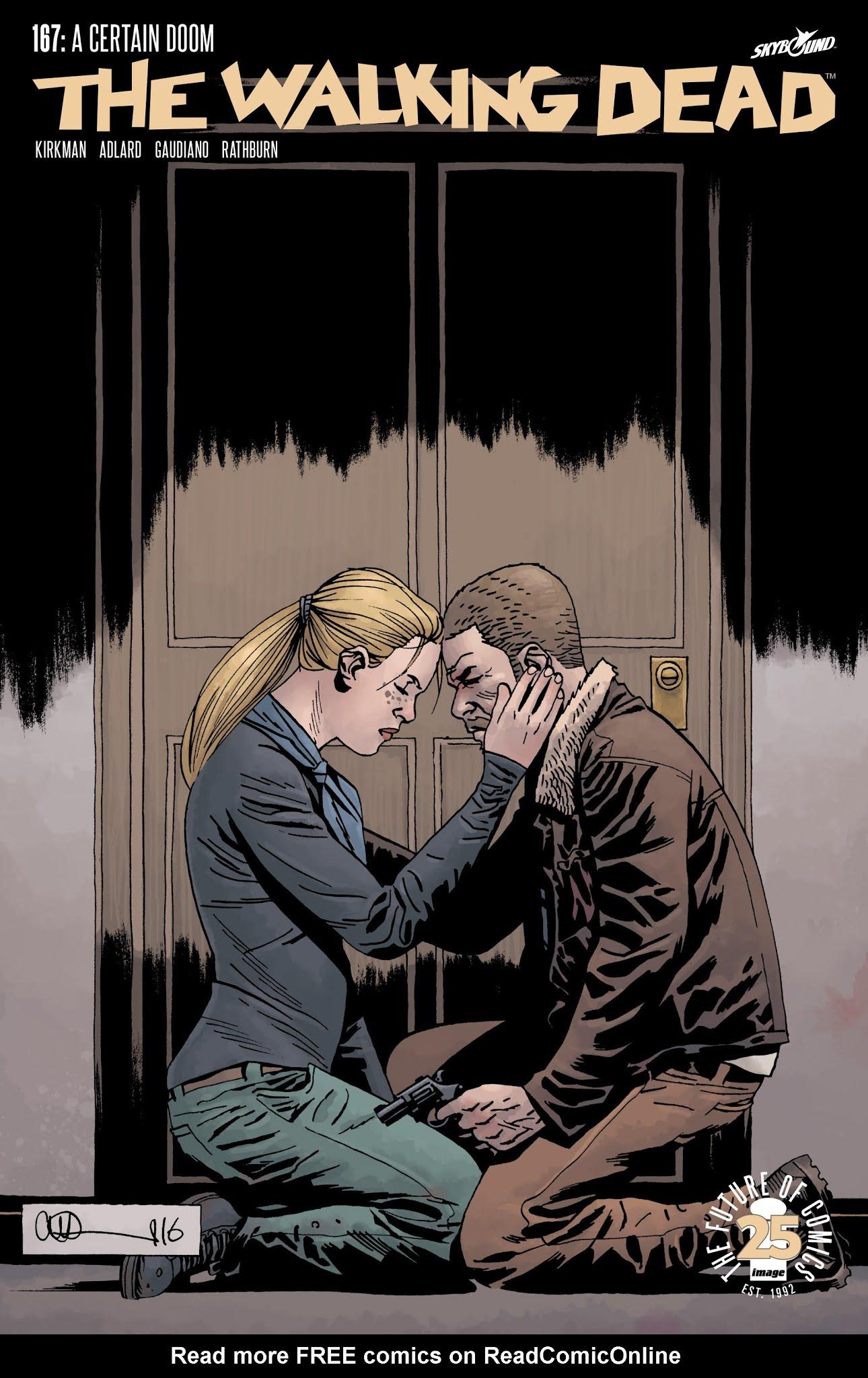 The Walking Dead-ตอนที่ 167