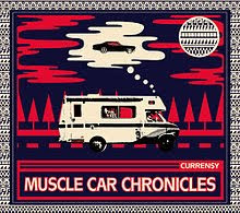 Curren$y, Muscle Car Chronicles, new, album, track, list, cover