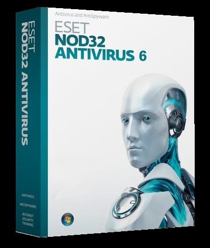 NOD32 Antivirus 6.0.308.0 Final