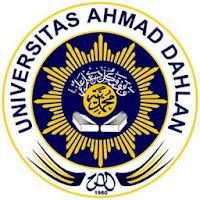 Logo Universitas Ahmad Dahlan