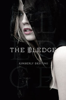 Review of The Pledge by Kimberly Derting published by Simon and Schuster